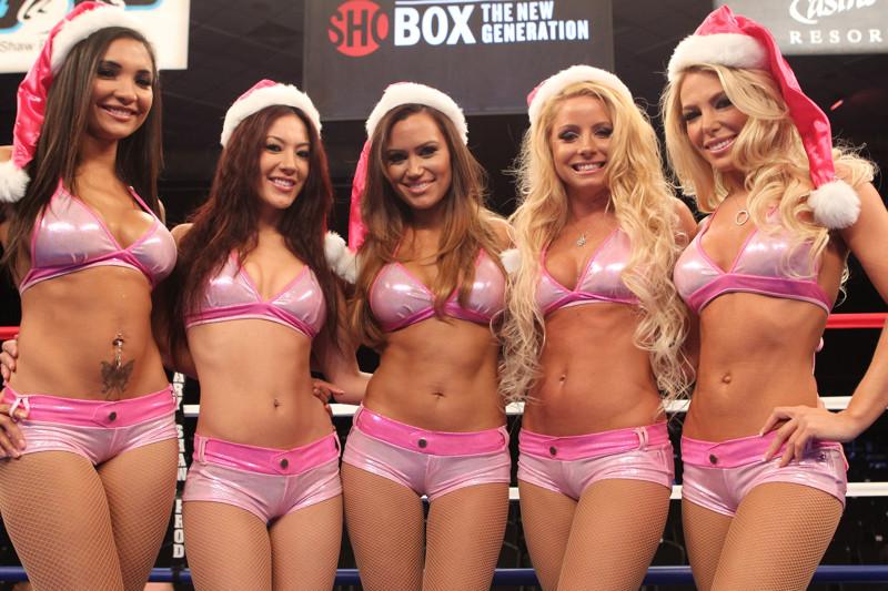 Бокс голых и красивых девушек — pic 3
