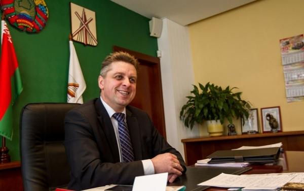 Председатель горисполкома А.В. Коваленко