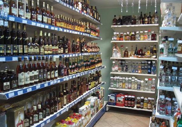 запрещается ночная торговля алкоголем