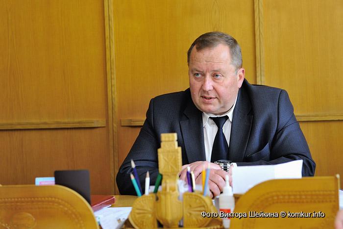 Прокурором Бобруйска Виктором Алексеевичем Гавриковым