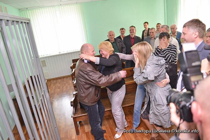 экс-директора «ФанДОКа» освободили