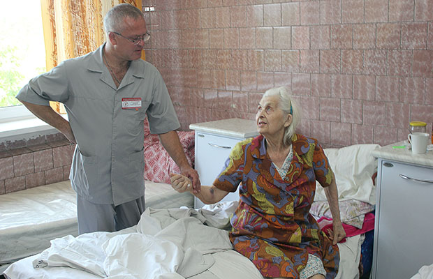 в 91-летнем возрасте