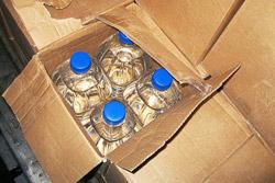 1800 литров нелегального спирта