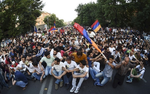 Граждане Армении