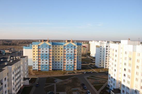 Стройплощадки Бобруйска