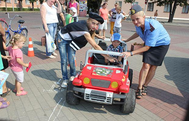 День безопасности в Бобруйске
