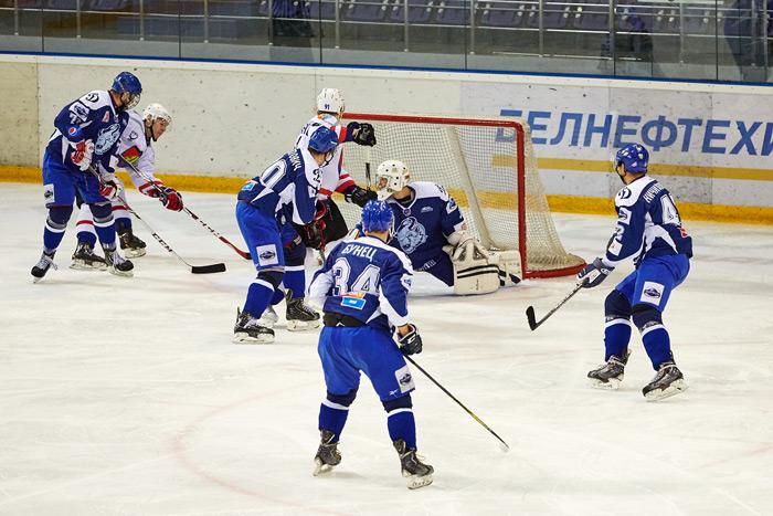 хоккеисты «Лиды» обыграли бобруйскую команду