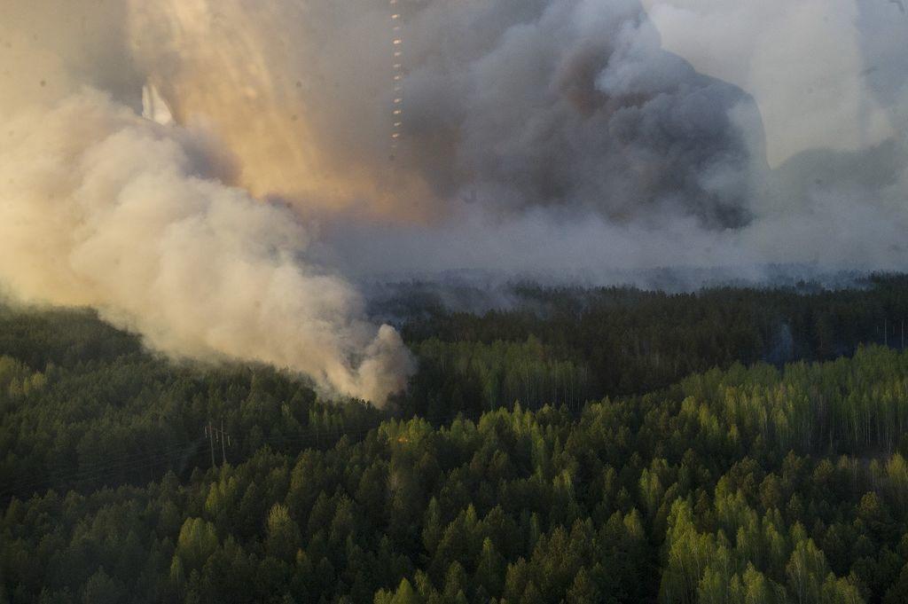 Бобруйский пожар