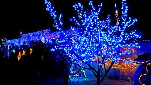 18 декабря Бобруйск зажжет новогоднюю иллюминацию