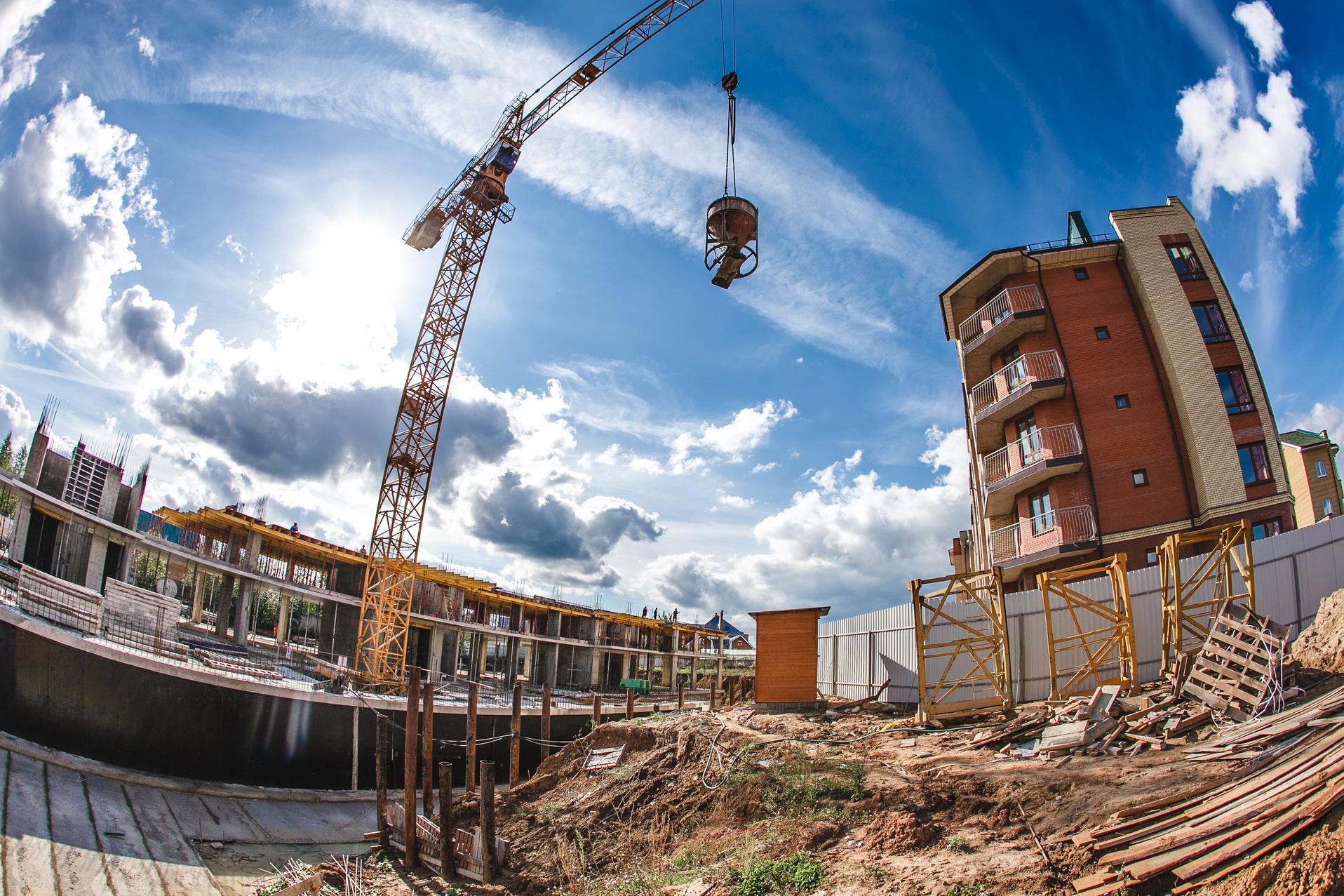 В Бобруйске произошло два ЧП на строительных объектах