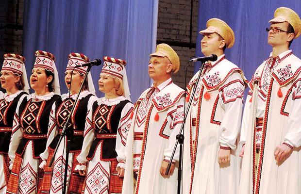 Народному хору Дворца искусств исполнилось 40 лет