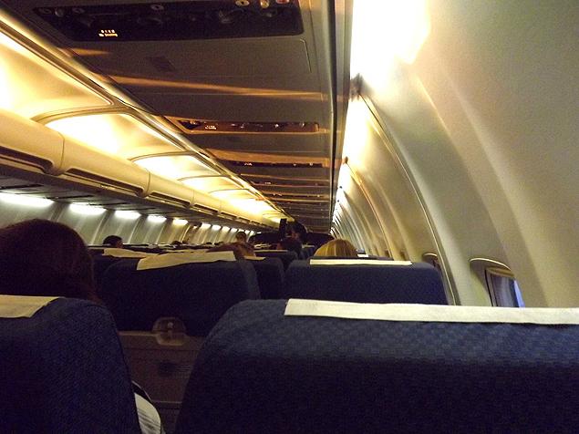 Пассажиры авиарейса Минск-Москва не на шутку испугались задымления салона