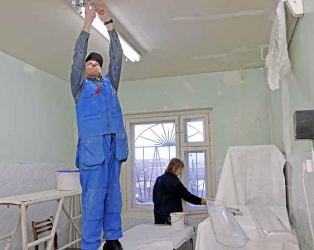 В России врачи забыли парализованную пациентку в отделении где идет ремонт, женщина умерла