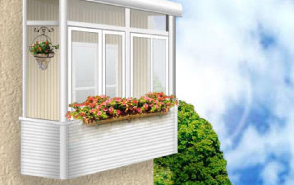 укрепляются балконные конструкции