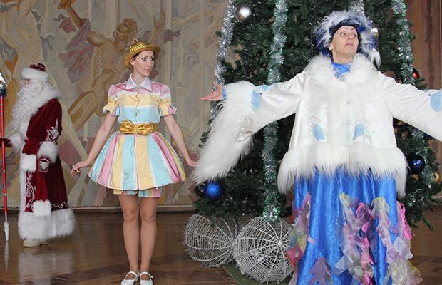 Бобруйский театр готовит детское новогоднее представление