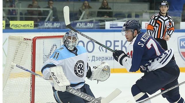 Нижегородского нападающего Сергея Костицына пригласили в состав белорусской хоккейной сборной