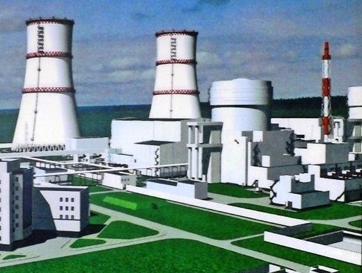 энергоблок Белорусской АЭС