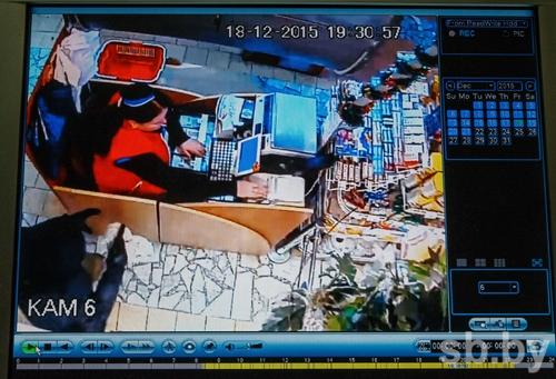 В Минске произошло ограбление продуктового магазина