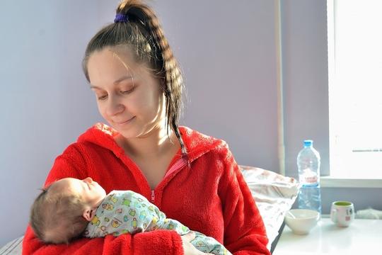 Арина Булгак стала первой бобруйчанкой родившейся в 2016 году