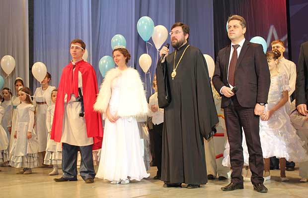 Епископ Бобруйский и Быховский Серафим поздравил всех с Рождеством Христовым