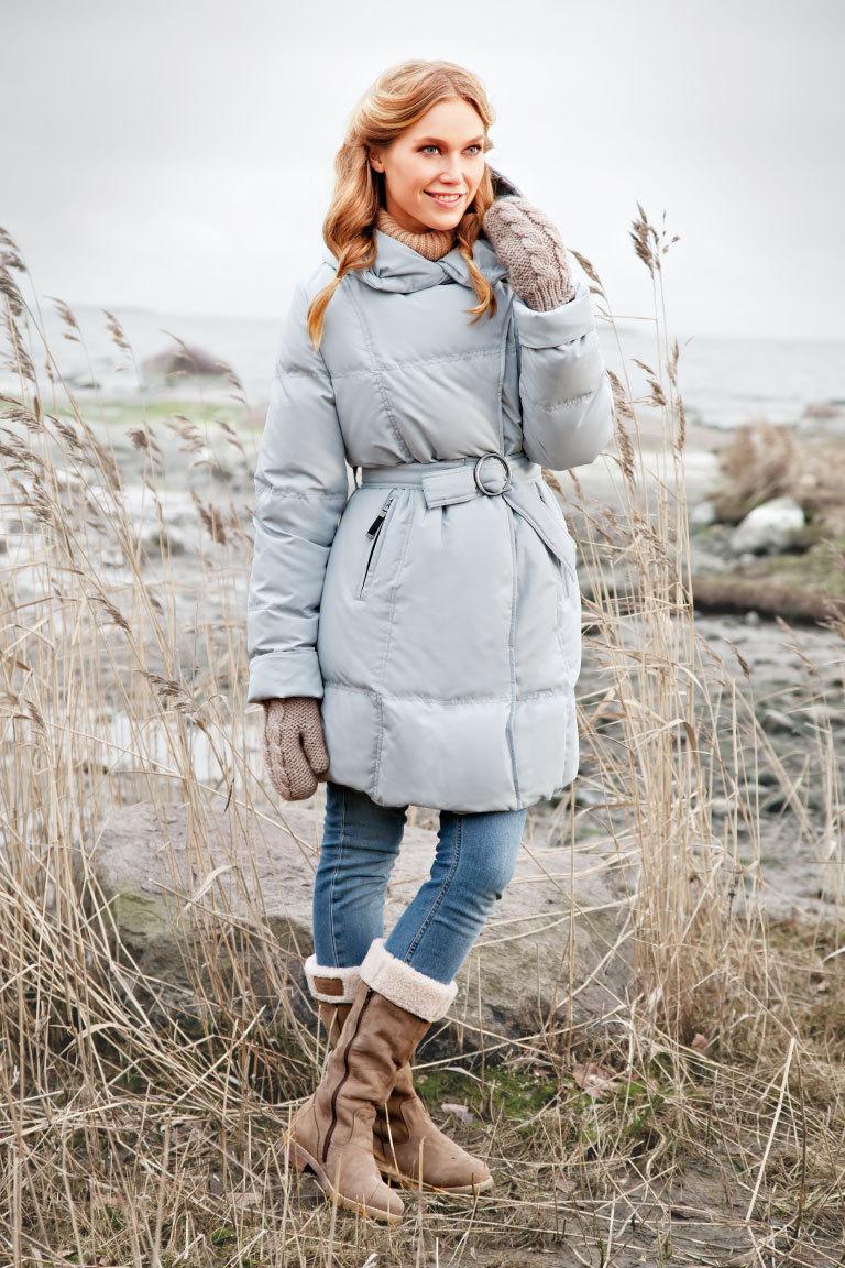женские пуховики в новосибирске