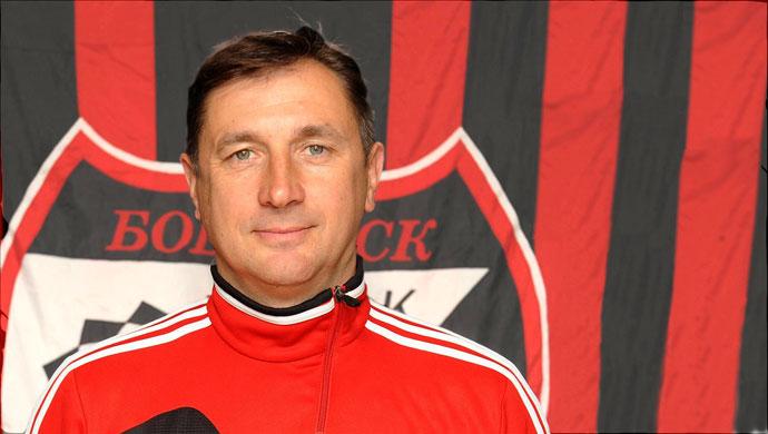 Новый тренер
