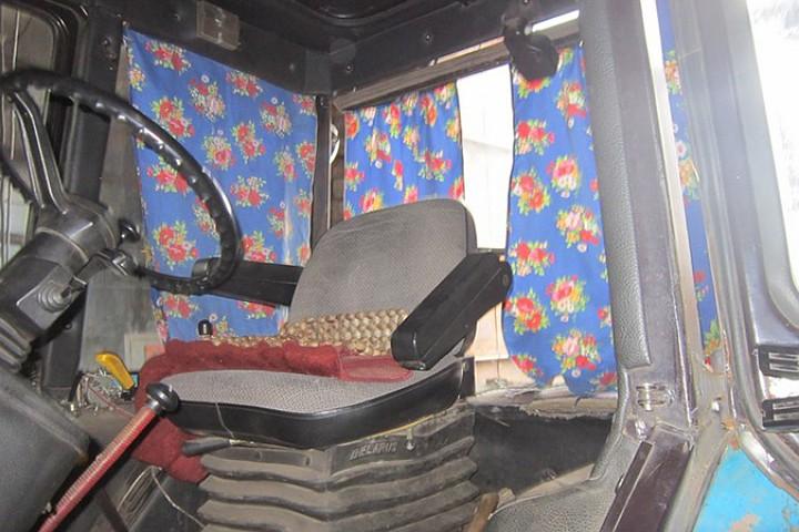 Дело тракториста закопавшего своего пассажира в лесном массиве передали в суд