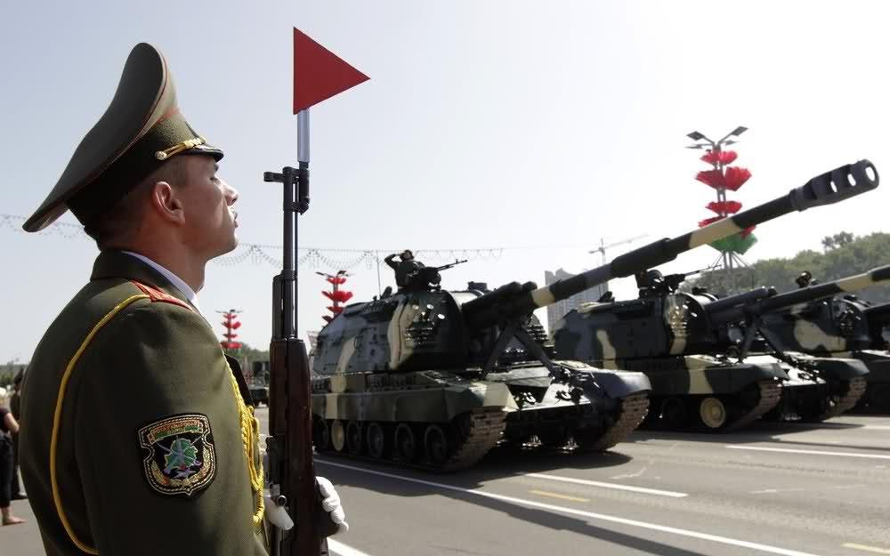 Американская военная инспекция проверяет ВС Беларуси