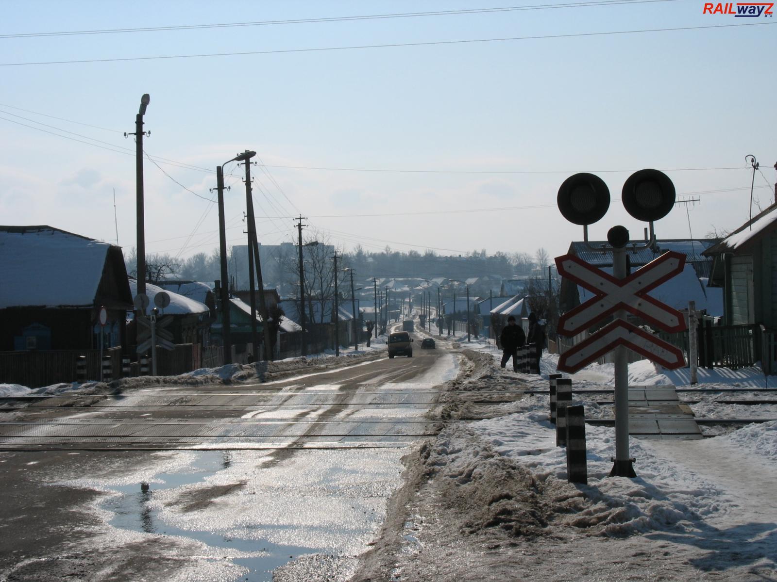На железнодорожном переезде погиб 30-летний житель Бобруйска
