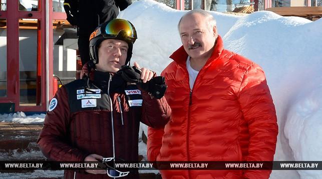 Лукашенко и Медведев встретились в Сочи