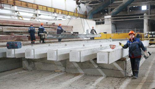 Экспортом строительных услуг за пределы Беларуси займется новый строительный холдинг