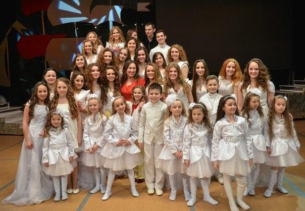 Студия «Росы» отметила свой 15-летний юбилей в Бобруйске