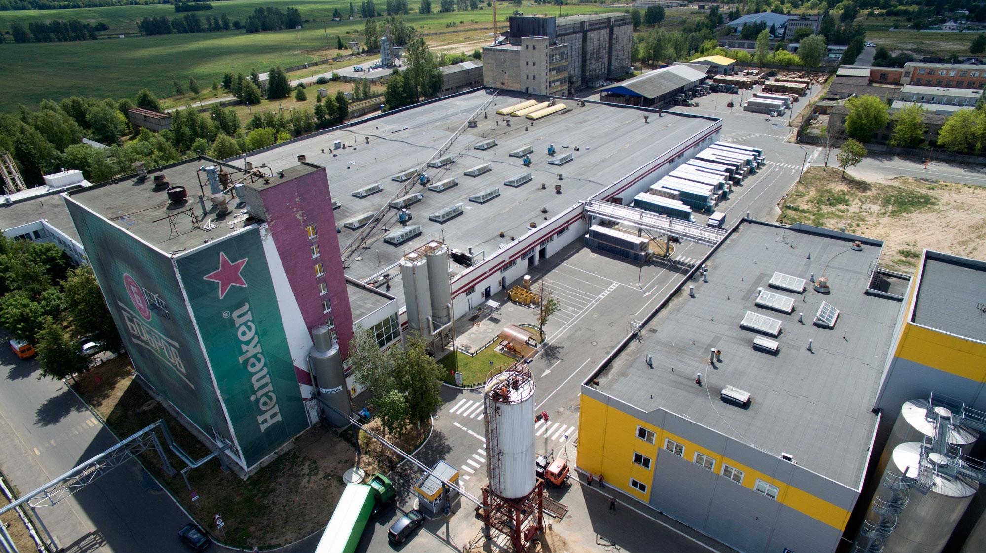 Бобруйское предприятие Heineken занимается экологическими проектами имеющих большое значение для окружающей среды