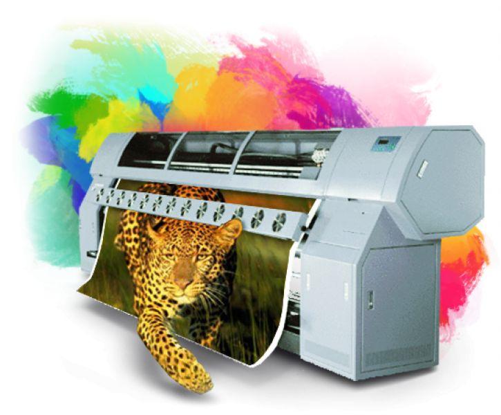 печать на самоклеящейся пленке бумаге