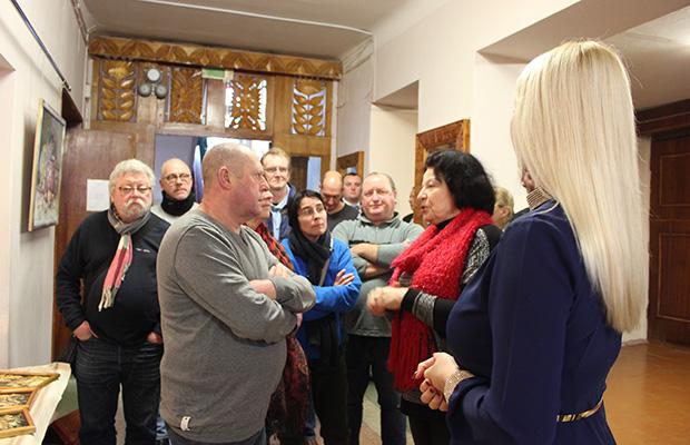 Бобруйск посетила французская делегация