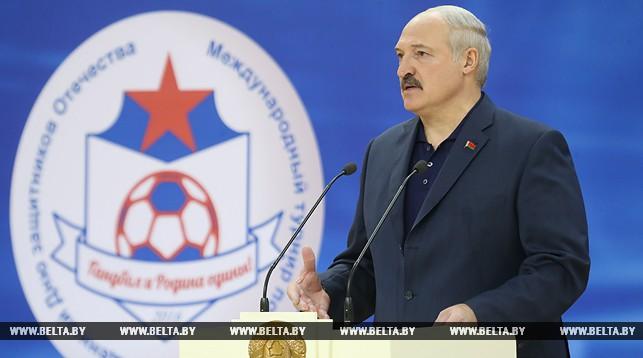 Лукашенко: Вложенные в спорт деньги должны давать отдачу