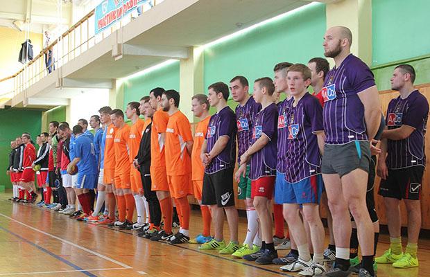 В Бобруйске дан старт традиционному мини-футбольному турниру