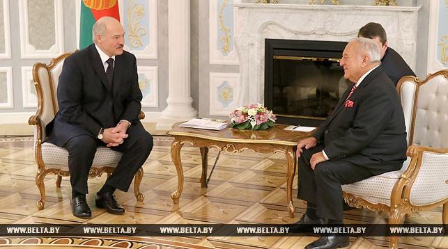 Президент уверил, что за проводимые в Беларуси спортивные соревнования высокого международного уровня стыдно не будет