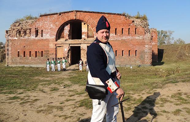 09 апреля в Бобруйске состоится театрализованный штурм крепости