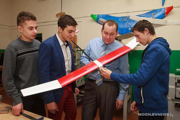 Соревнования по авиа-модельному спорту пройдут в Бобруйске 16 апреля