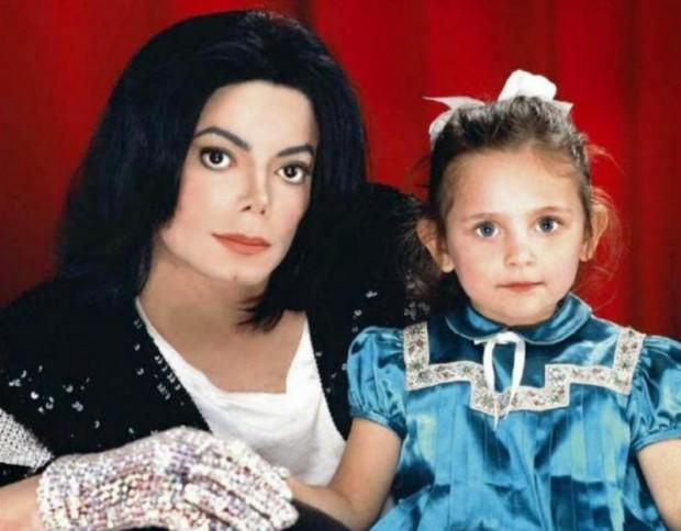 дочь Майкла Джексона