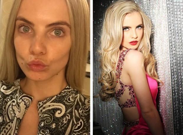 Участницы конкурса «Мисс Вселенная»