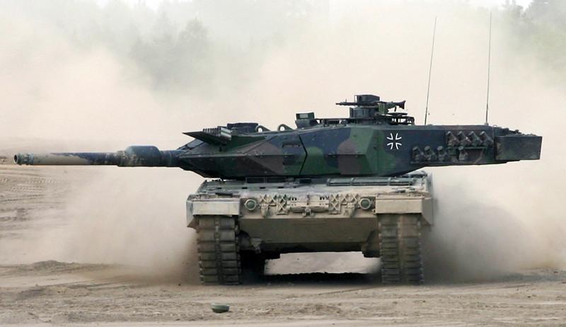 Leopard 2А7+