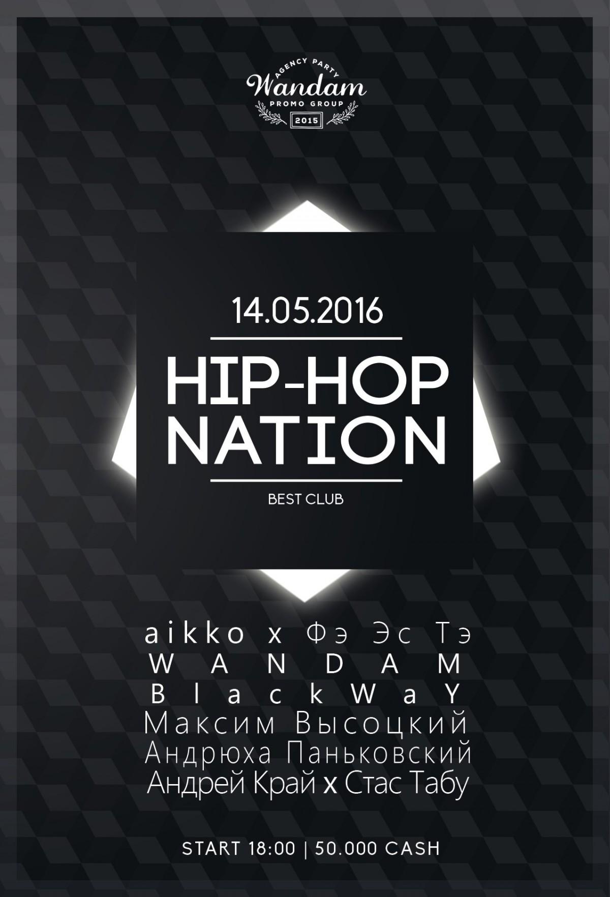 HIP-HOP NATION