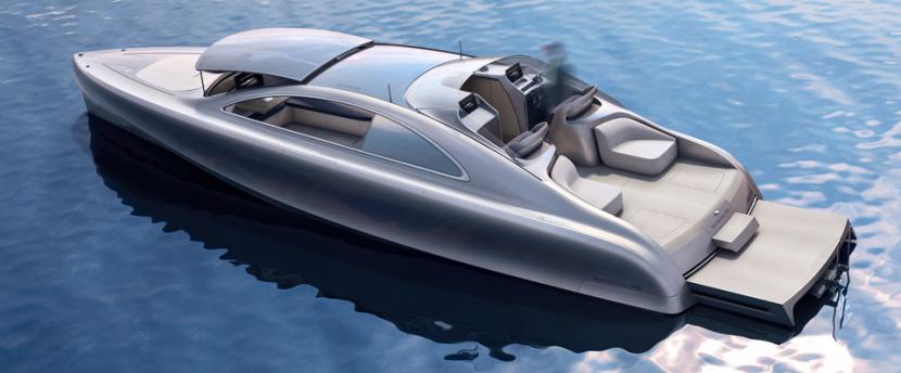 Mercedes-Benz представил первую яхту
