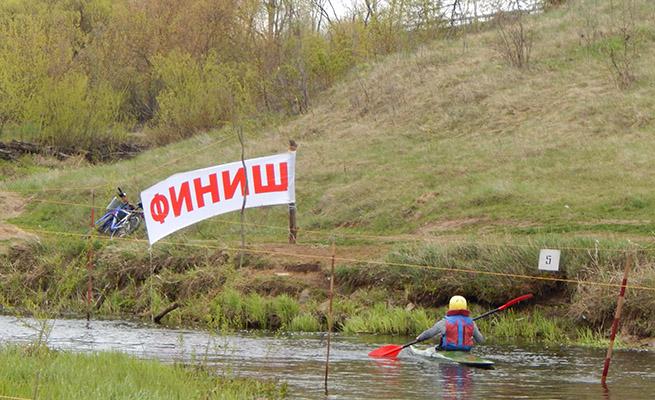Бобруйские школы стали участниками соревнований по водному туризму