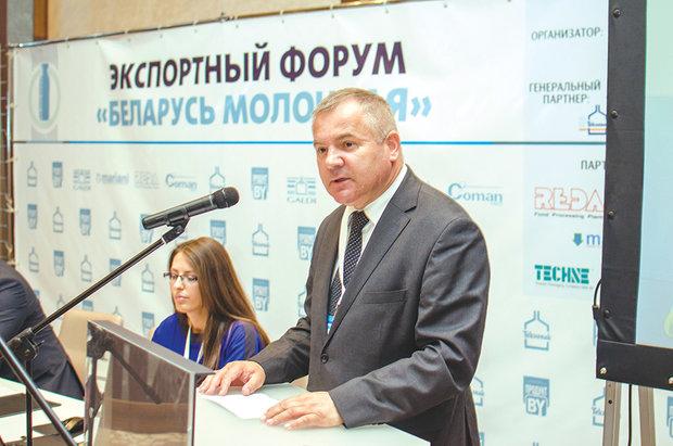 Информация о наличии стронция в белорусском молоке ложная.