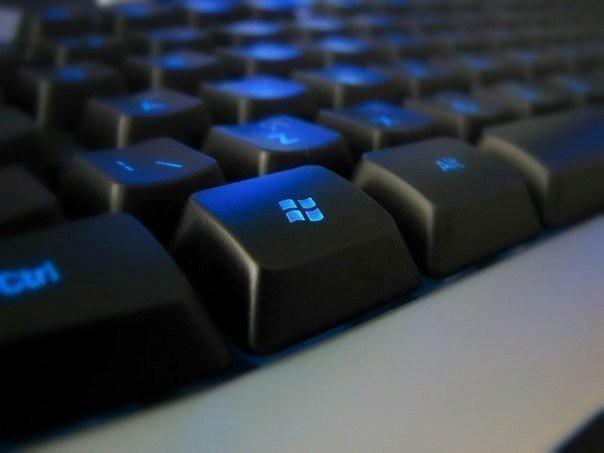 Возможности клавиши Win