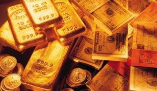 Золотовалютные резервы в апреле выросли на 37,1 млн долларов