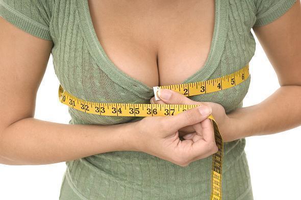 Увеличить грудь на 1-2 размера за 2 месяца